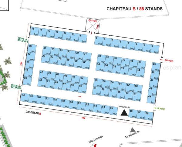 Chapiteau B